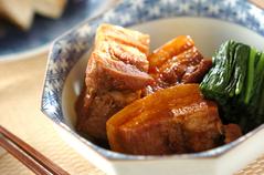 豚肉の柔らか角煮