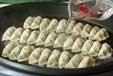 ホットプレート焼き餃子の作り方4