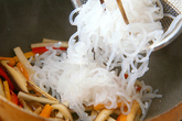 野菜と糸コンのきんぴらの作り方3