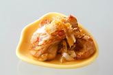 鶏肉の甘辛炒め
