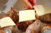 肉巻きブロッコリーの作り方2