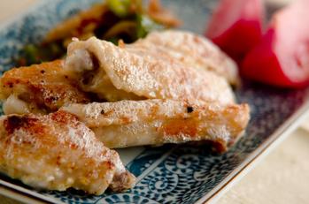 鶏リブのマヨグリル