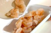 揚げ麺のあんかけの作り方1