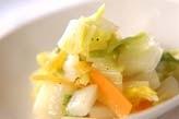 白菜のマリネ