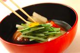 おすましのお雑煮の作り方3
