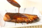ブリの照焼きの作り方5
