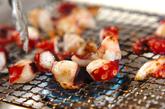 タコのガーリックマヨ和えの作り方1