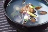 シジミのショウガ汁