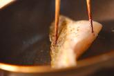 魚のソテーセットの作り方2