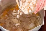あっさり野菜の粕汁の作り方2