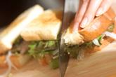 鯖サンドイッチの作り方5