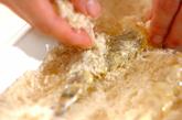アーモンドエビフライの作り方1