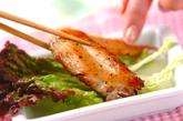 鶏手羽先の塩焼きの作り方3