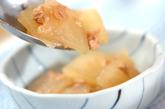冬瓜のツナ煮の作り方1