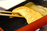 キムチ納豆巻き(恵方巻き)の下準備5