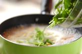 ジャガイモのせん切りサラダの作り方1