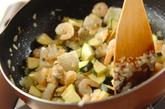 シーフードのトマト煮の作り方1