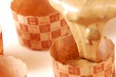 黒糖のレンジ蒸し菓子の作り方3