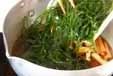 刻み昆布と大豆の煮物の作り方1