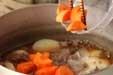 肉ジャガ(しっかり味)の作り方3