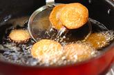 鶏のから揚げの作り方1