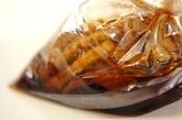 セロリのしょうゆ漬けの作り方2