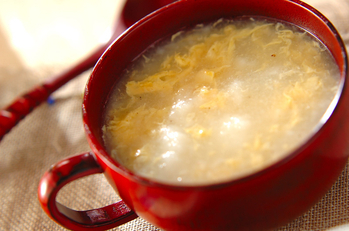 トロトロ中華スープ