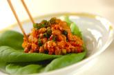 納豆キムチ混ぜまぜの作り方2