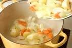 鮭のコーンシチューの作り方2