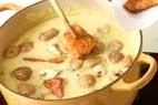 鮭のコーンシチューの作り方7