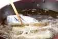 サンマ開きの唐揚げの作り方1