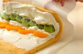 七夕ロールケーキの作り方12