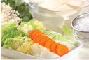 湯豆腐鍋の作り方2