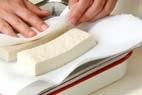 豆腐のトマトソースパスタの作り方1