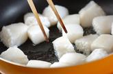 イカの昆布茶炒めの作り方1