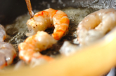 魚貝のインペリアルソースの作り方1