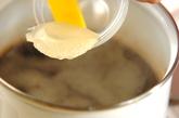 飲むモンブランケーキの作り方1