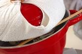 エノキとワカメの茶碗蒸しの作り方3