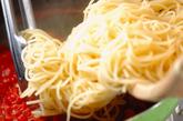 魚介トマトソースパスタの作り方3