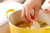 コロッケのカレーの作り方2