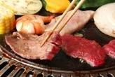 焼き肉・サルサソース