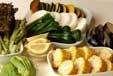 焼き肉・サルサソースの下準備7