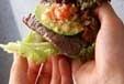焼き肉・サルサソースの作り方1