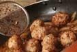 肉団子のしょうゆ煮の作り方6