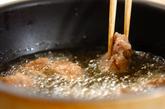 黒酢酢豚の作り方2