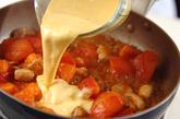 トロトロトマト丼の作り方2