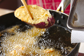 天ぷら盛り合わせの作り方1