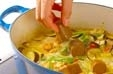 チキンココナッツカレーの作り方4