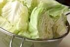 春キャベツのクリームオーブン焼きの作り方1