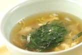 長芋のふわふわスープ
